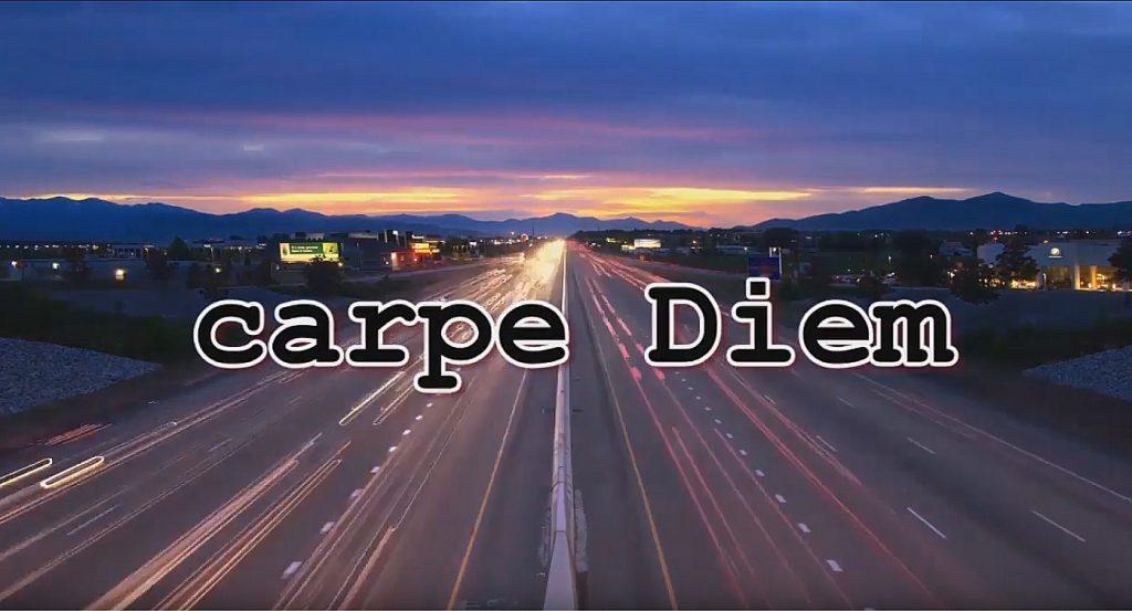 Carpe Diem  S04EO1 – 14 Sept  2017